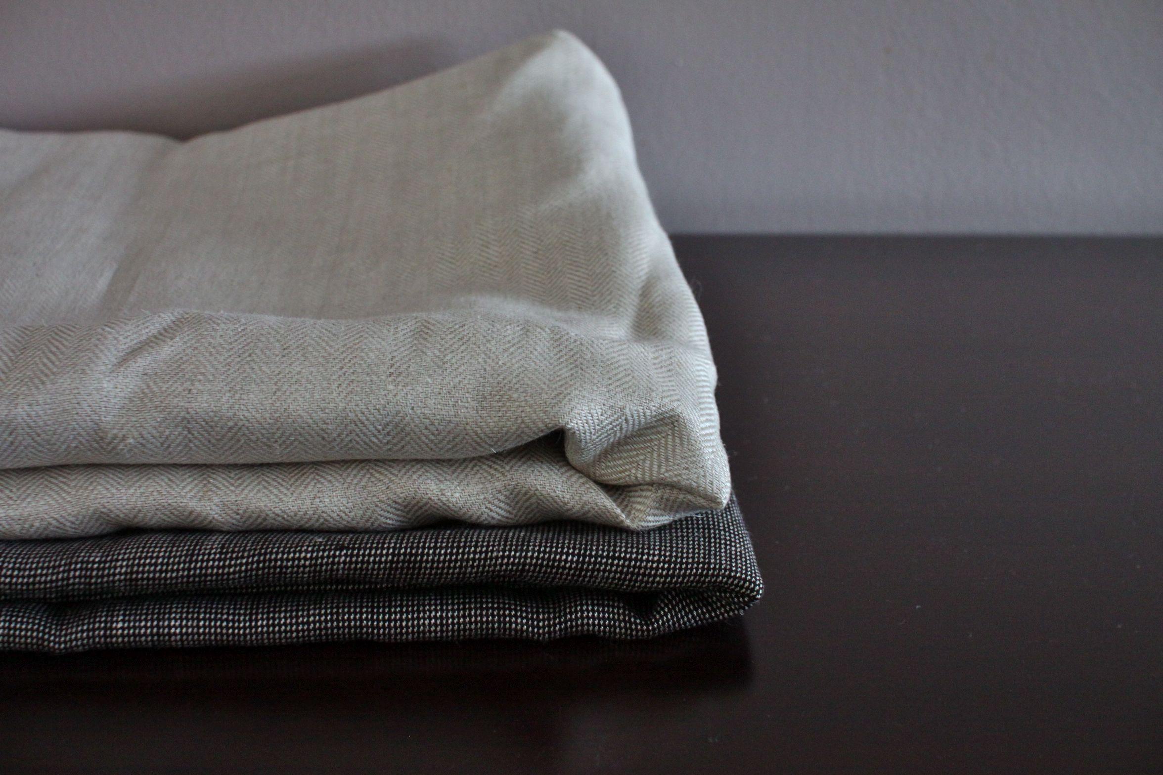 イタリアンリネン 生地 italian linen fabric