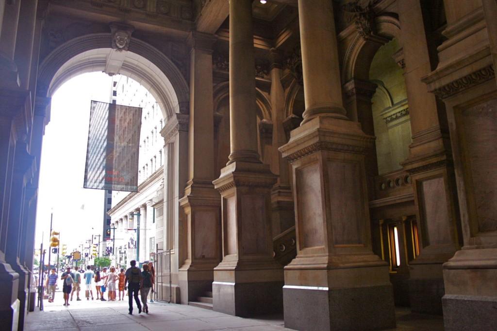 Philadelphia City Hall フィラデルフィア市庁