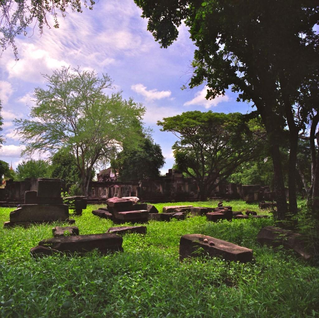 Prasat Phanom Wang, Nakhon Ratchasima, Thailand