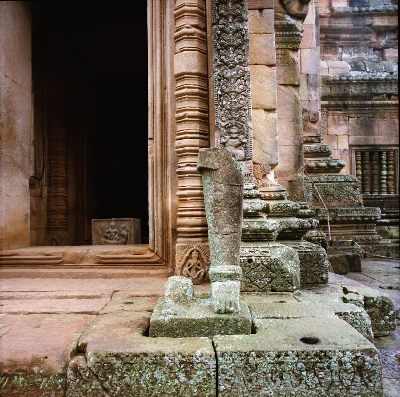 Phanom Rung Historic Park, Buriram Province, Thailand