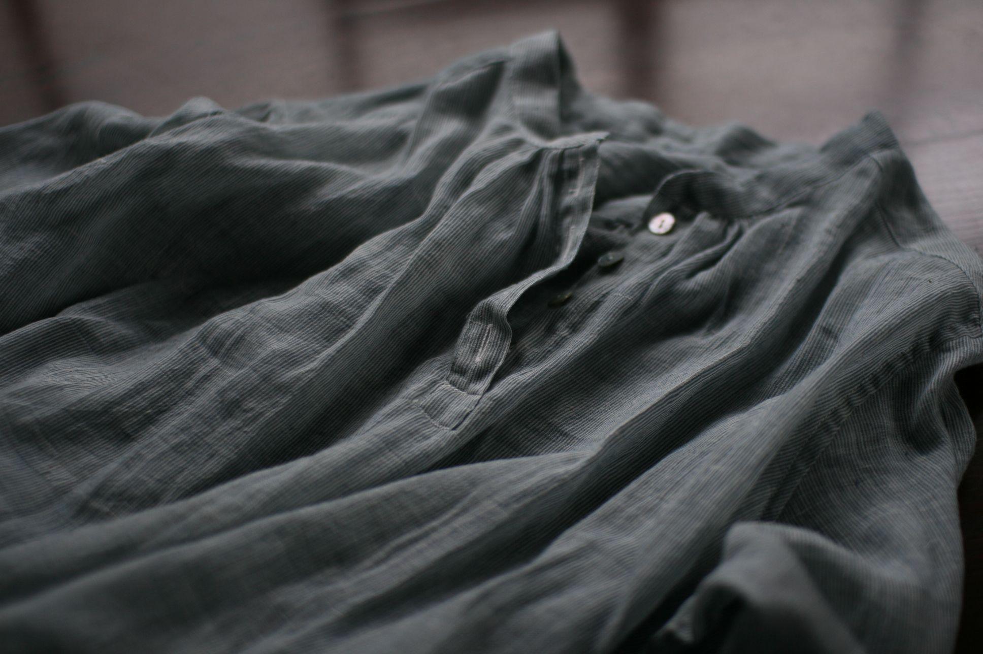 tamami watanabe khadi cotton blouse