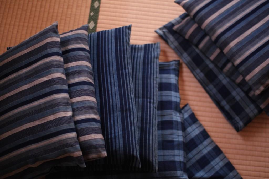 松阪木綿のざぶとん