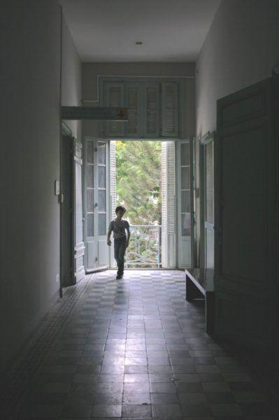 中庭 HCMC Fine Art Museum/胡志明美术馆 Bảo tàng Mỹ thuật thành phố Hồ Chí Minh